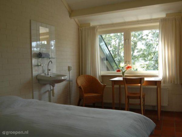 Groepsaccommodatie Castricum - Nederland - Noord-Holland - 30 personen - slaapkamer